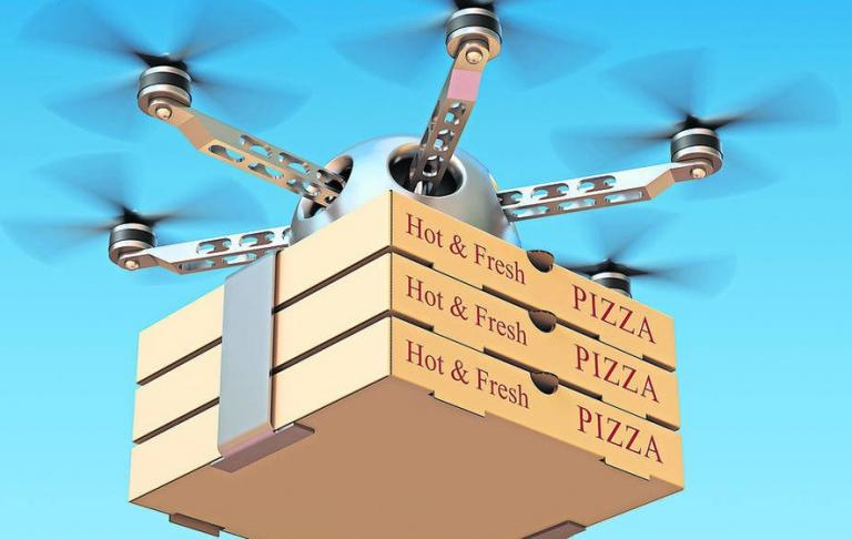 """""""Wing"""" drones are already delivering parcels in the U.S."""