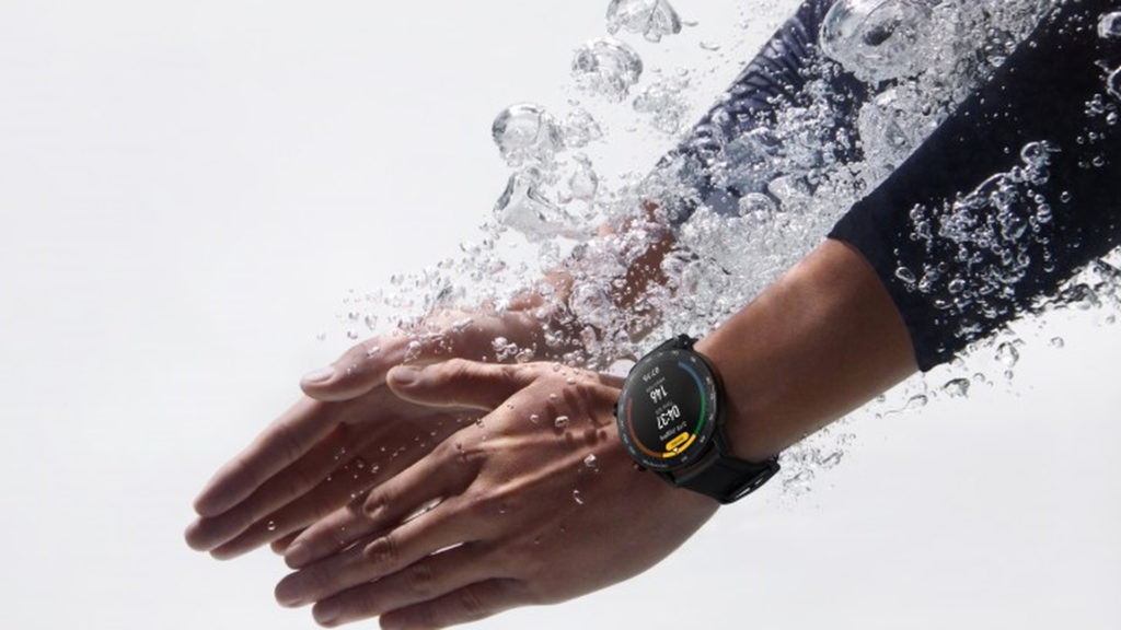 Huawei smart watch for swimmers