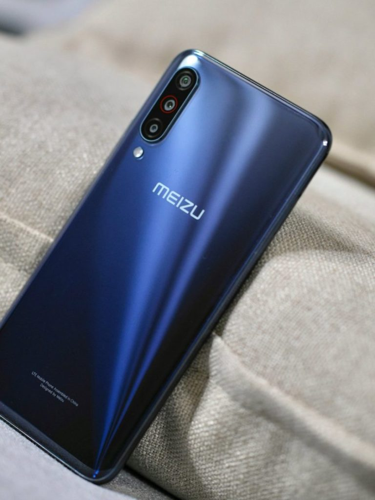 Meizu introduced a low-cost flagship based on a premium processor