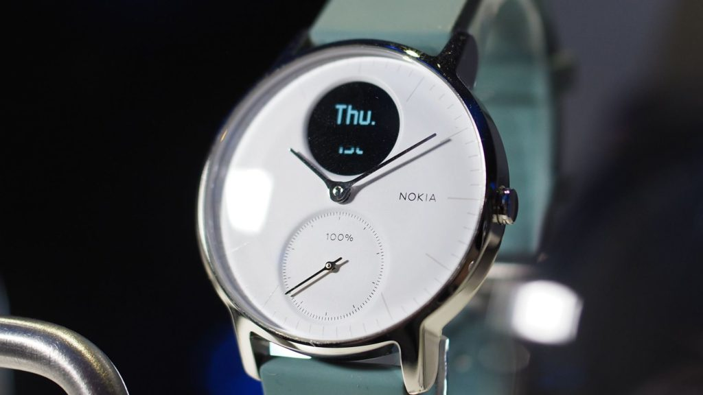 On the MWC 2020 Nokia will show a smart watch