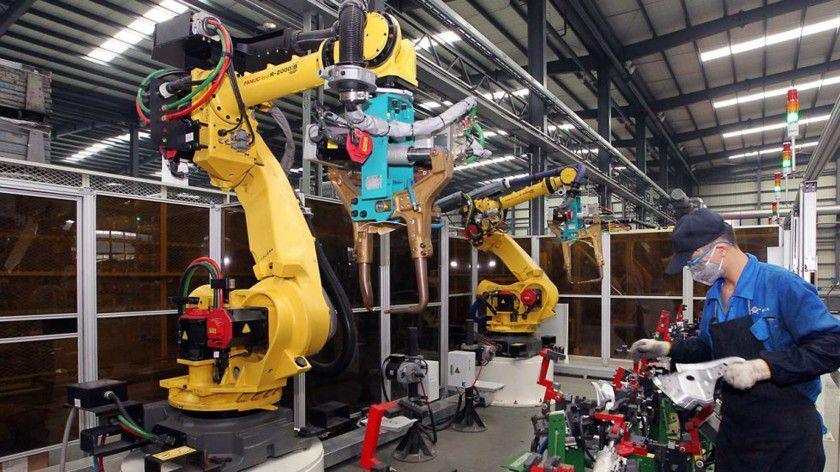 Robots will be assembling Xiaomi and Redmi smartphones
