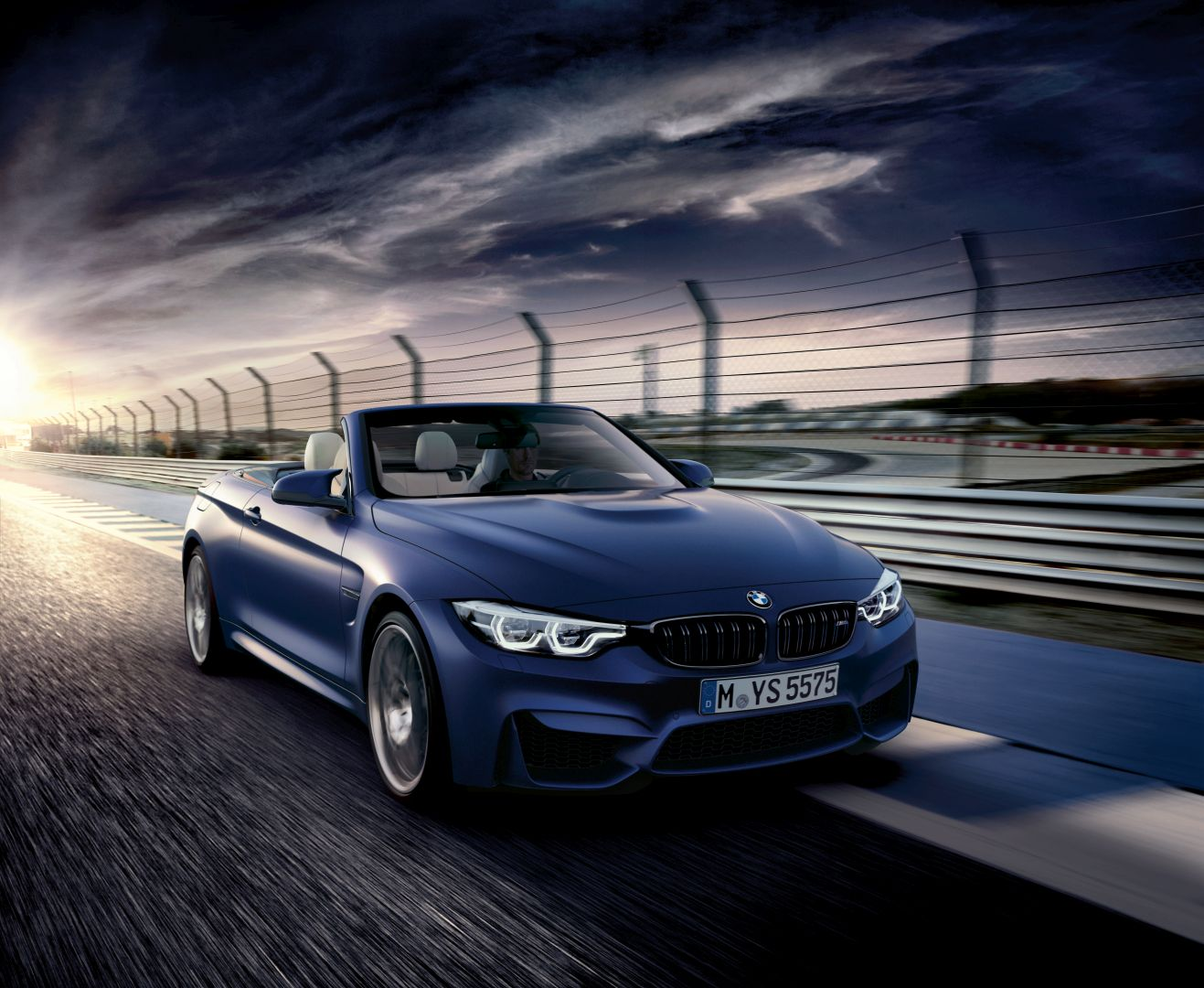 BMW 4 Series Convertible seen with Top Up and Down ...