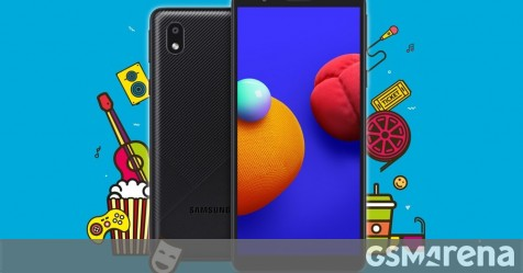 Galaxy M01 Core unveiled: the cheapest Samsung in India, running Android 10 Go edition