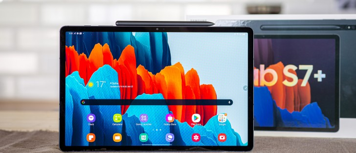 Samsung Galaxy Tab S7+ review