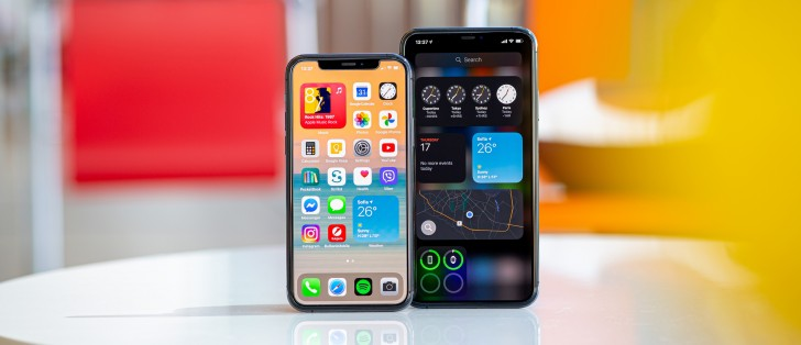 Apple iOS 14 review - GSMArena.com tests