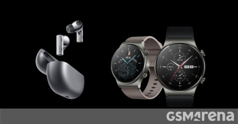 Huawei Watch GT 2 Pro, MateBook 14 2020 and FreeBuds Pro go on sale in the UK