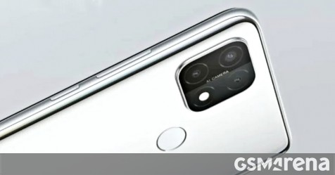 Oppo A15s banner reveals key specs