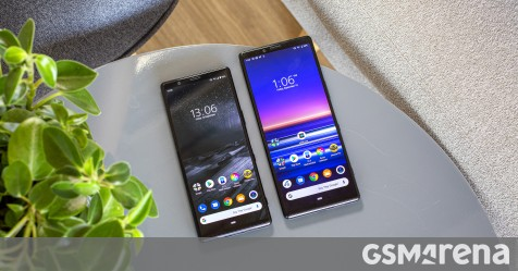 Sony seeding stable Android 11 to Xperia 1 and Xperia 5 units