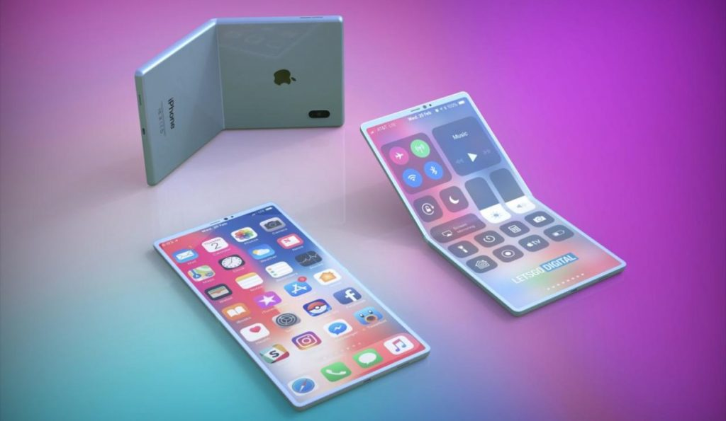 Apple is developing a smartphone with a flexible display