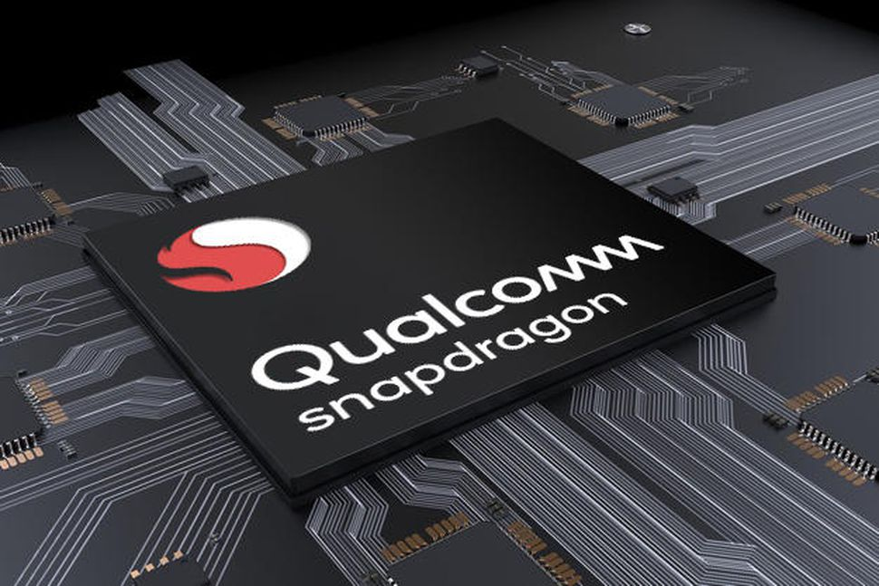The developer of Snapdragon showed 8K video, taken on a smartphone camera.