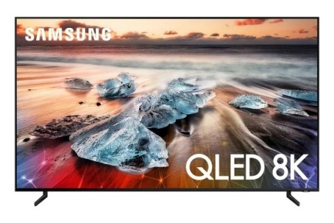 Samsung and MediaTek released the first 8K TV with Wi-Fi 6