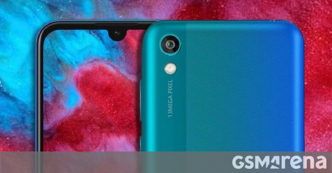 Honor 8S's 2020 refresh leaks: low price, more storage and a gradient