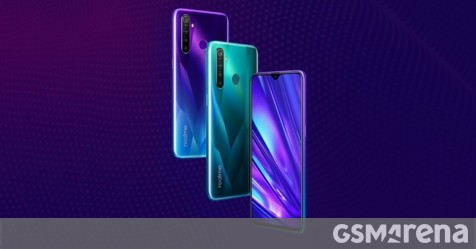 Latest update brings DocVault ID and April patch to Realme 5 Pro