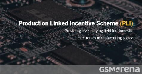 Apple vendors and Samsung among the 22 companies applying for India's $6.6B PLI Scheme