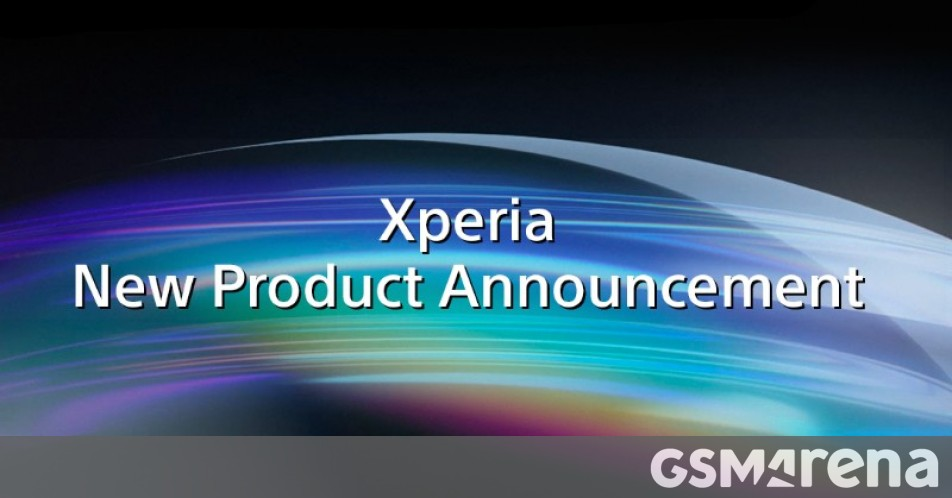 A new Sony Xperia phone will be announced on October 26